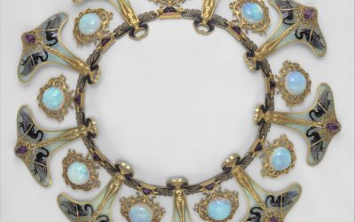Art Jewellery from Past to Present
